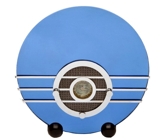 sparton_bluebird_blue_mirror_radio